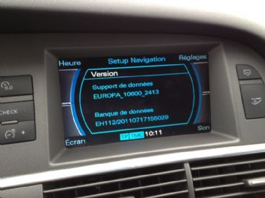 Latest Sat Nav Disc Update For Audi MMI G HIGH - Audi mmi update