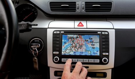 The latest sat nav update